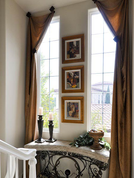 decorative window treatments to fit your design style
